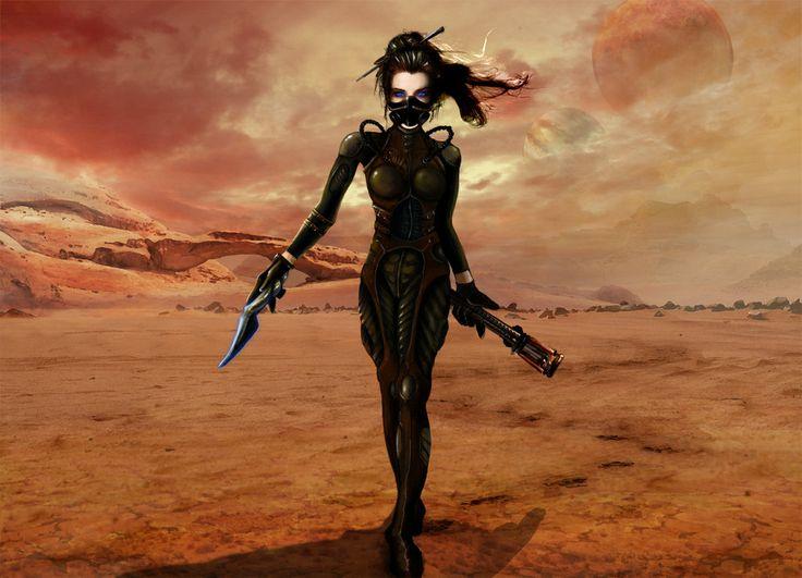 Dune:  Chani