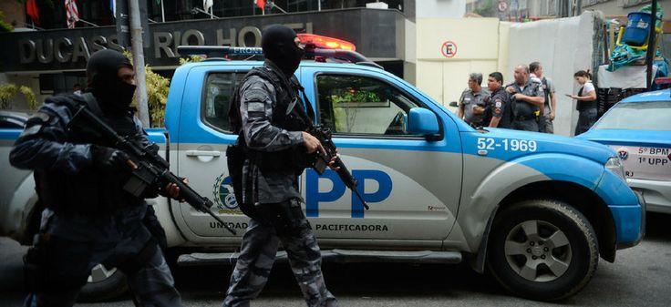 Rio de Janeiro's security has been worsening since the October 2016, after the Olympic and Paralympic Games finished. In the first five months of 2017, there
