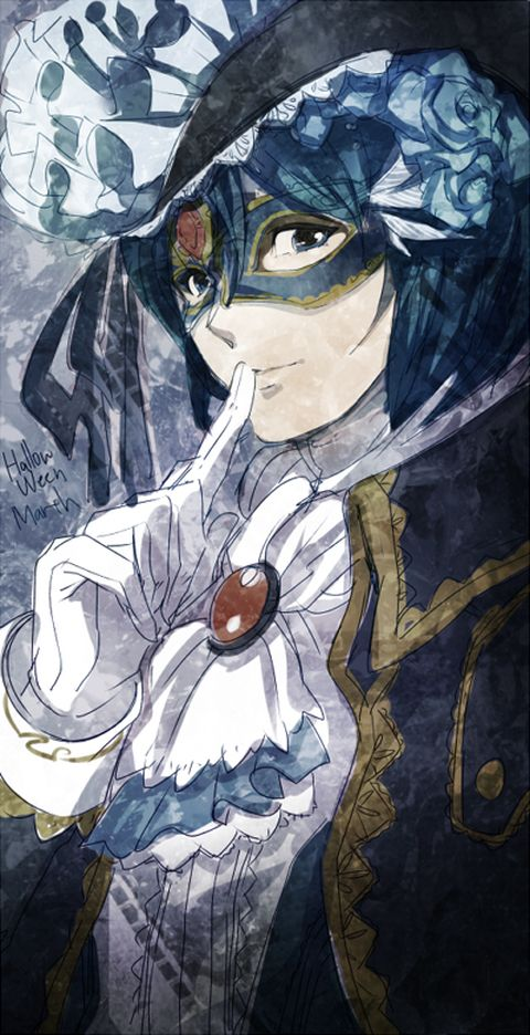 Fire Emblem - Marth Just reminding me of ciel (Black Butler). These cute lil snitch bitches.