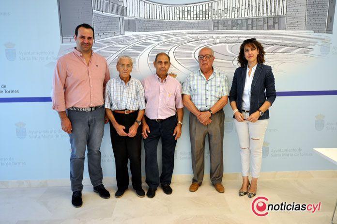 Santa Marta acoge el Día Provincial de las Personas Mayores