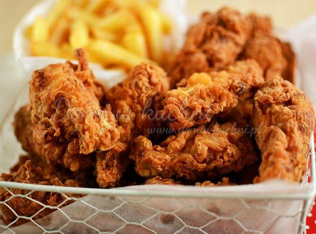 """""""Hot wings"""" – skrzydełka jak z KFC   Domi w kuchni"""