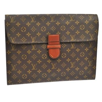 Louis Vuitton Poche Minister Laptop Bag. Carry your laptop in style! The Louis Vuitton Poche Minister Laptop Bag is a top 10 member favorite on Tradesy. Save on yours before they're sold out!
