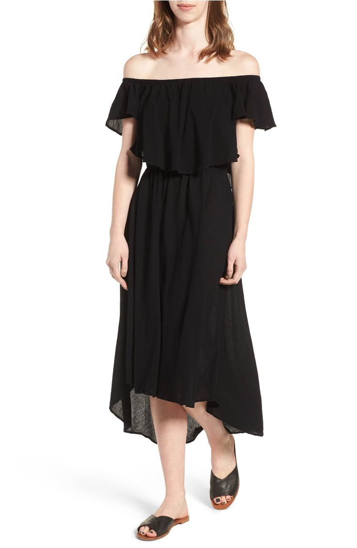 Main Image - McGuire The Wild Years Off the Shoulder Dress