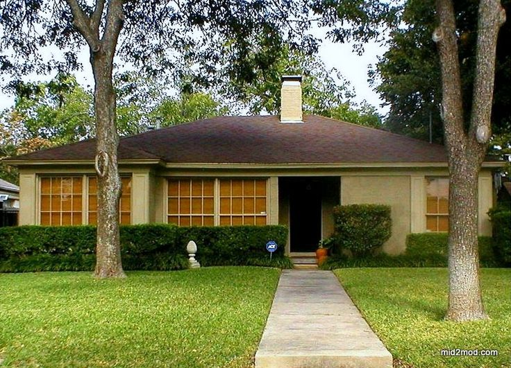 1950 Style Homes 1950 contemporary house | my 1950 ranch style house | midcentury
