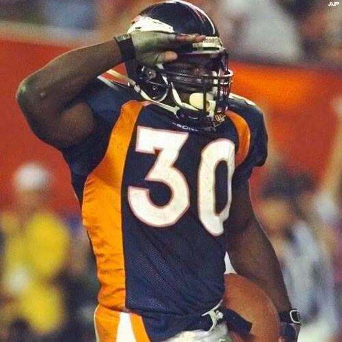Mile High Salute Denver Broncos Pinterest