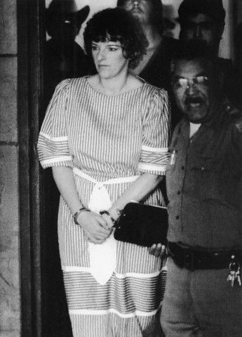 """NURSE, A SERIAL KILLER OF CHILDREN"": Genene Jones is a serial killer who killed somewhere between 11 and 46 infants + children working as a pediatric nurse in Texas. found guilty of one count of murder +"