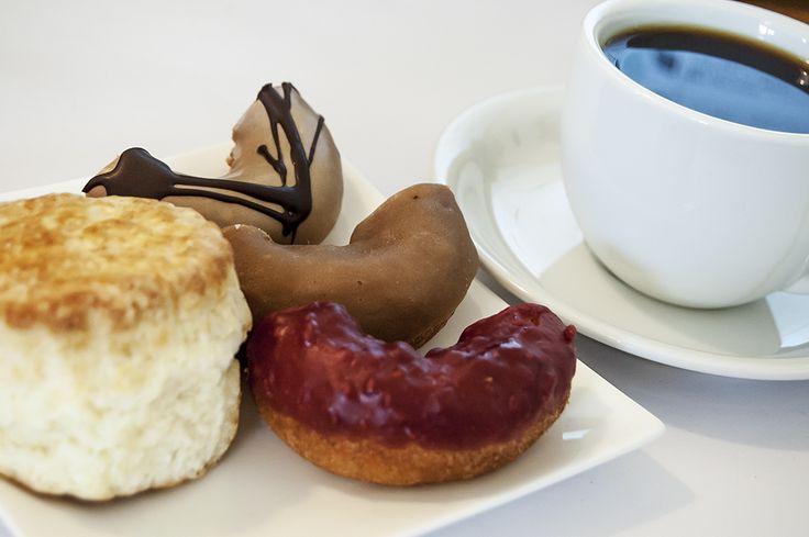 floresta doughnuts, matsunosuke's biscuit and bufcoffee[ruwanda]