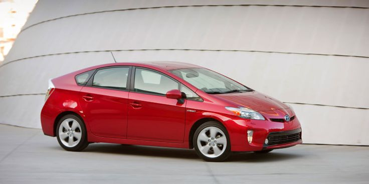 Who bought the single Prius that was sold in China in December?