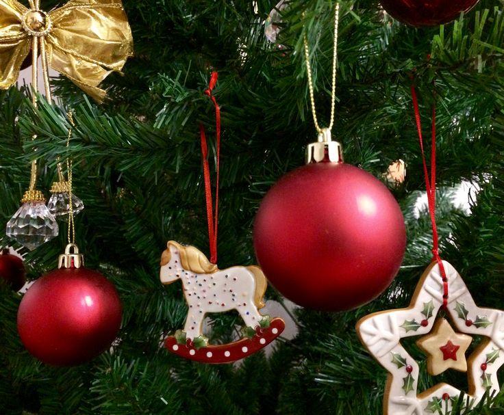 Рождественские игрушки🎄🎄😍👏