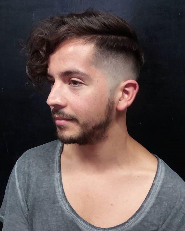 Corte por @malena_barber  #bobstdo #bobheadmalena #barbershop #barbería #barber #haircut #menhaircut #lastarria #scl