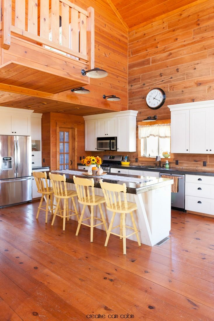 Log Cabin Kitchen Decor 17 Best Ideas About Log Home Kitchens On Pinterest Cabin
