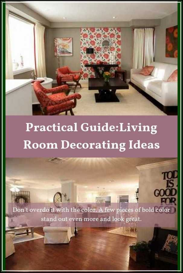 Living Room Decor Simple Projects You Can Do To Change The Style