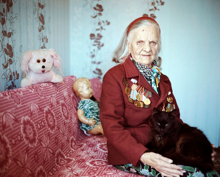 Agnieszka Rayss - I Reminisce and Cry for Life | LensCulture