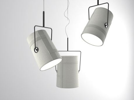 Foscarini Fork pendant 3d model | Foscarini Team