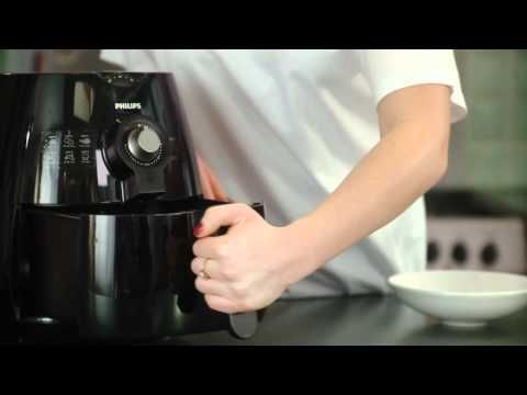 Philips Airfryer -- How to cook delicious sausages