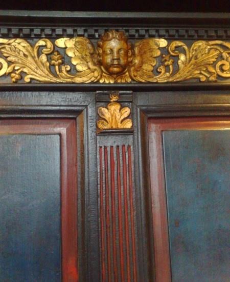 Suite de La Reine. Hôtel Pavillon de La Reine.