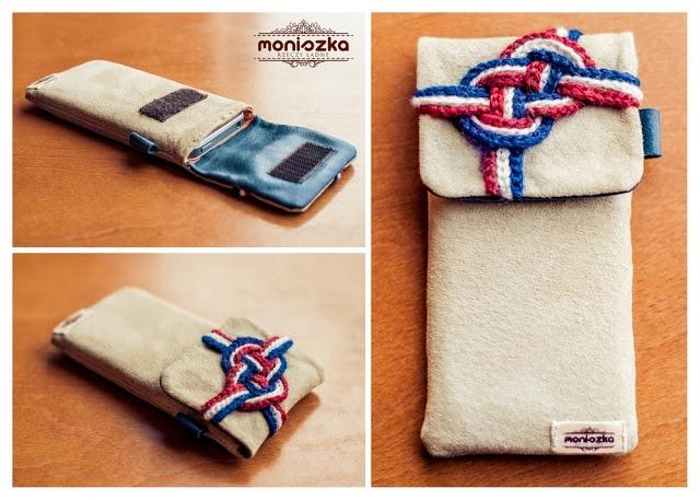 handmade iPhone case by Moniszka