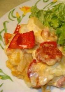 Tartiflette espagnole  - Cuisinez à l'espagnole