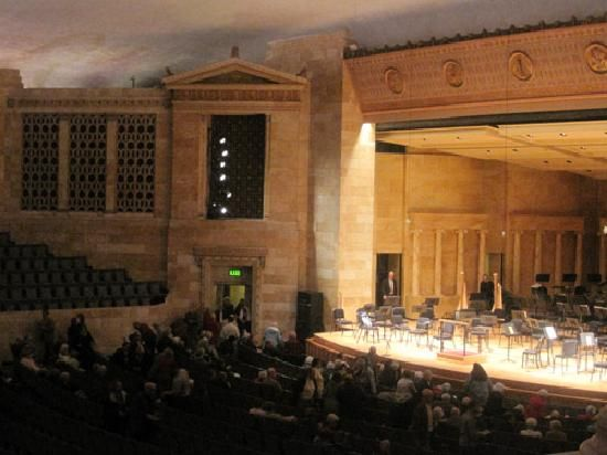 Toledo Symphony The Peristyle