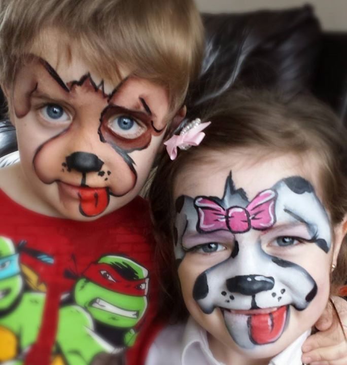 Lu's Face Painting