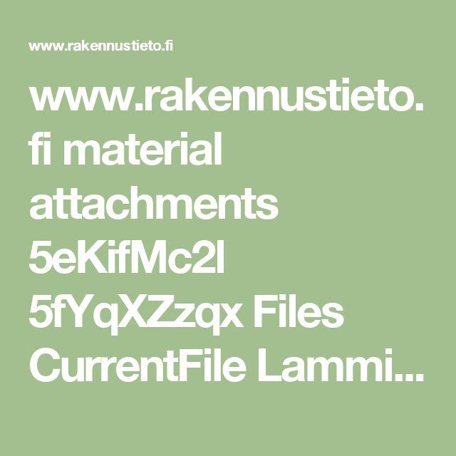 www.rakennustieto.fi material attachments 5eKifMc2l 5fYqXZzqx Files CurrentFile Lammitysjarjestelmat.pdf