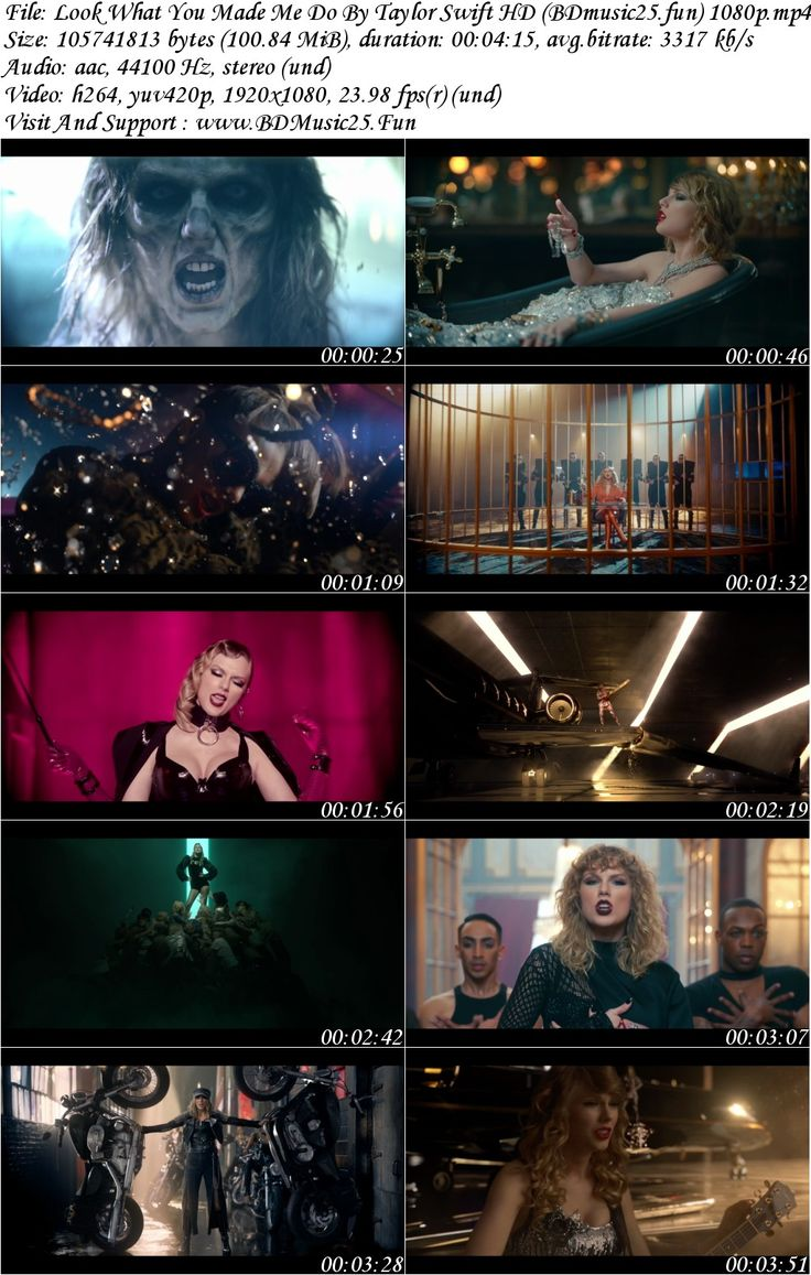 Look What You Made Me Do By Taylor Swift Hot English Video Song 2017 HD Download - http://fullmoviesonline.bid/look-what-you-made-me-do-by-taylor-swift-hot-english-video-song-2017-hd-download