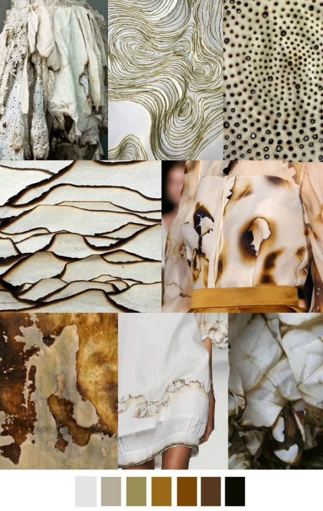 Nature Inspired Moodboard, See more inspirations at http://www.brabbu.com/en/inspiration-and-ideas/ #MoodBoardIdeas #MoodBoardDesign #MoodBoardFashion