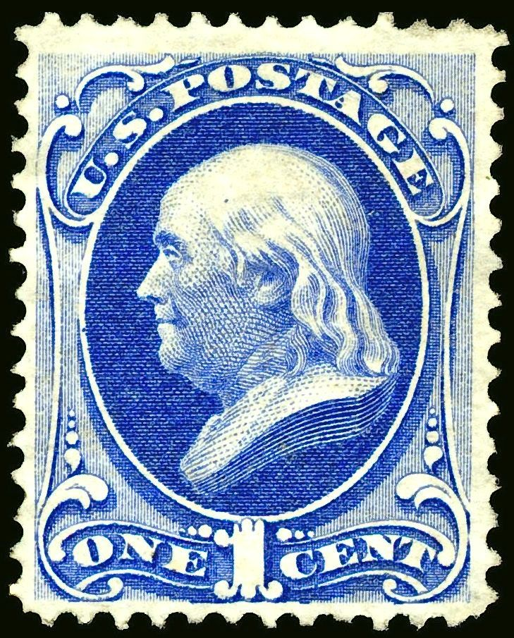 http://www.earstohear.net/images/2144.jpg: Pinning Postal, Us Stamp 1870 1C Franklin Jpg, You'Ve, Postal Stamps, Snail Mail, Hebt Post, Postage Stamps