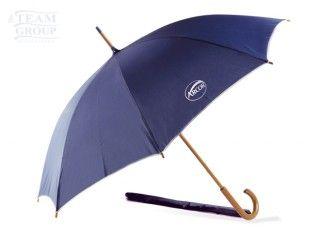 Paraguas de calle con funda