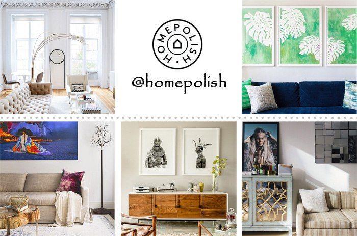 InstaMONDAY @homepolish | Sweet home