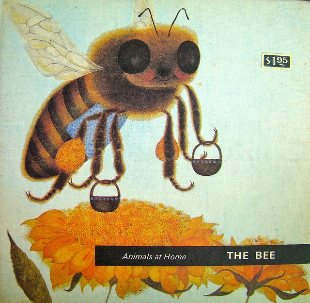 Images about illustration abeille bees pict on