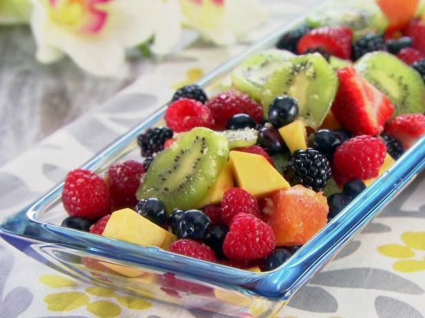 Get Hawaiian Fresh Fruit Salad Recipe from Food Network