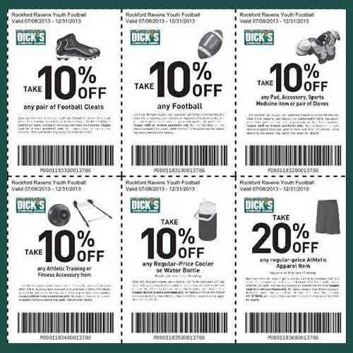 Oddball sporting goods coupons