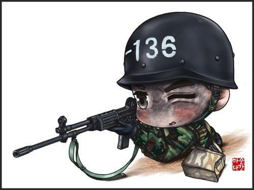 Army Recruit Lee Seung Gi Fan Art | Everything Lee Seung Gi