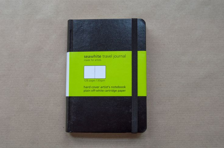 A5 Travel Journal by sustainableartisan on Etsy