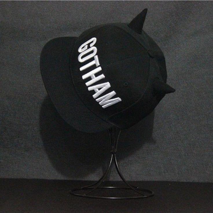 2016 Summer caps for girls Casual Snapback Casquetes Hip Hop Baseball Caps Beisbol Devil Horns Cappelli Hats Gorras Men Women