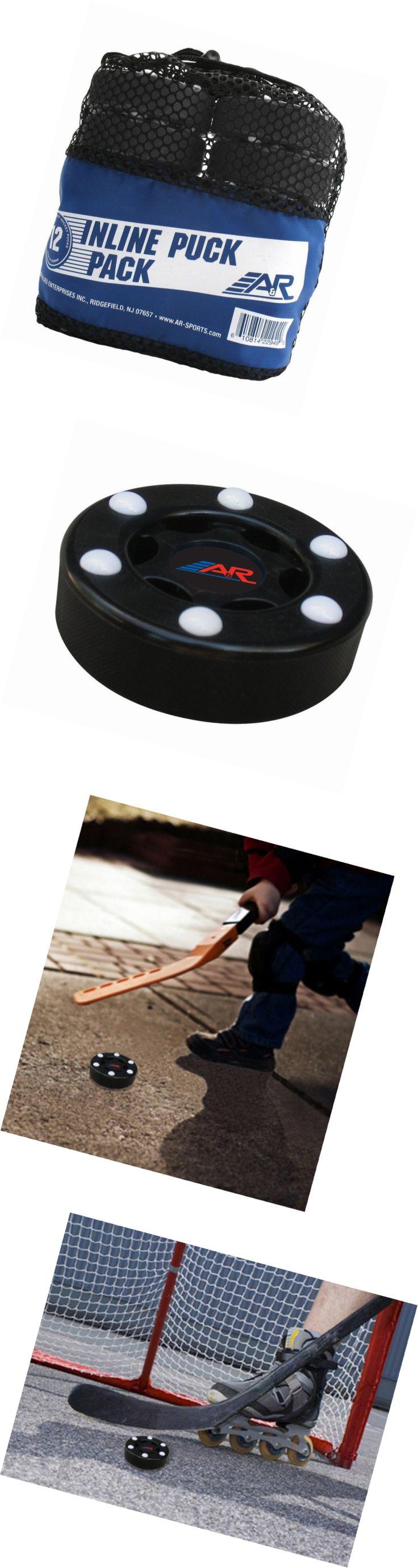 Pucks 108178: Aandr Sports Inline Street Hockey Puck (Pack Of 12) -> BUY IT NOW ONLY: $65.73 on eBay!