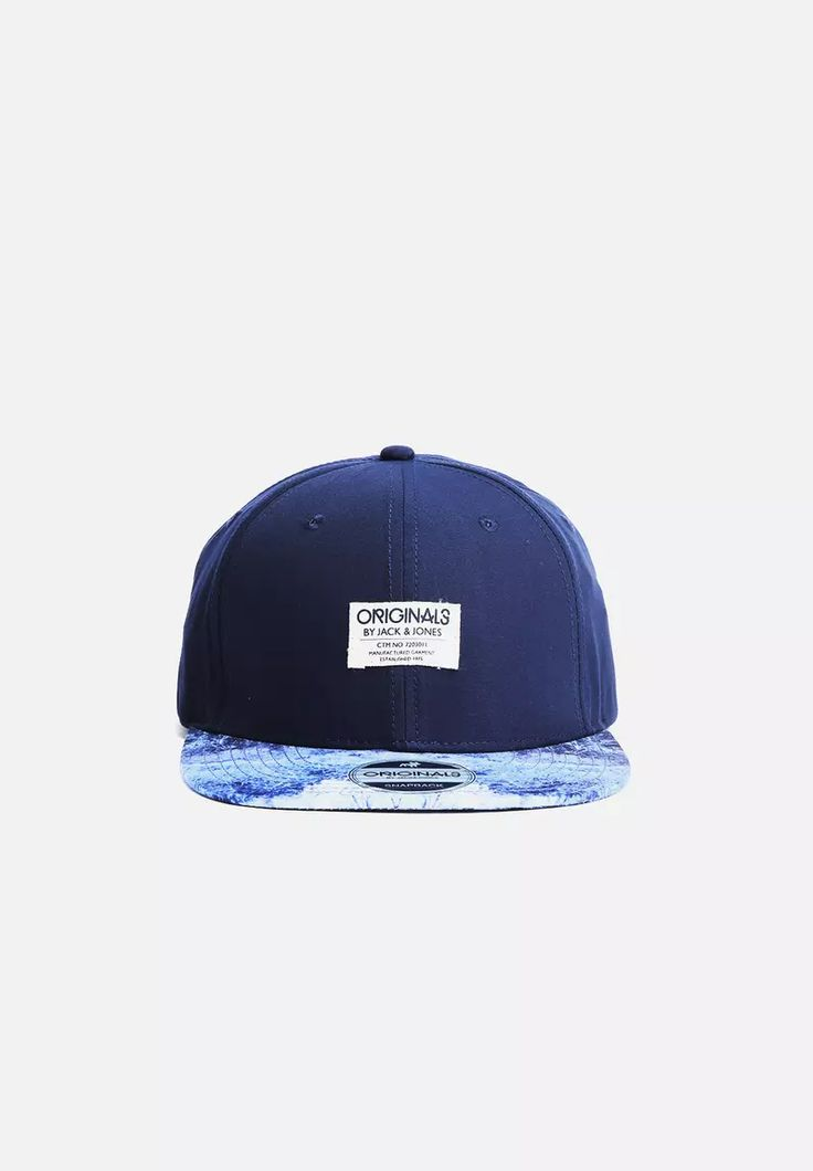 Winter Snapback Cap