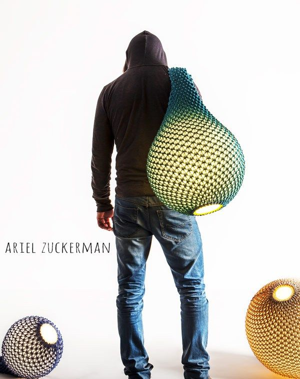 Ariel Zuckerman Lighting | Deco Friday