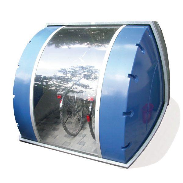 Midi Bike Box Cycle Locker