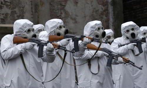 Biological Warfare | biological warfare world war 3