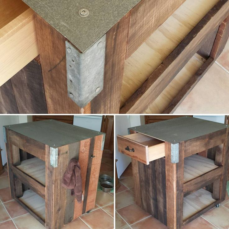 Kitchen Cart Diy: 1000+ Images About DIY Kitchen Island Cart On Pinterest