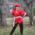 """[Self] """"Pigtailed girl"""" from Ranma 1/2"""