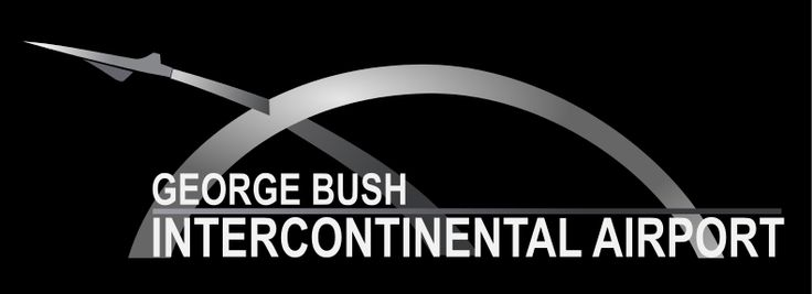 Goerge Bush Intercontinental Airport sign.svg