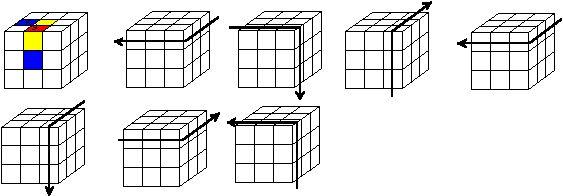 Zauberwürfel-Anleitung - Lösung für den Rubik's Cube