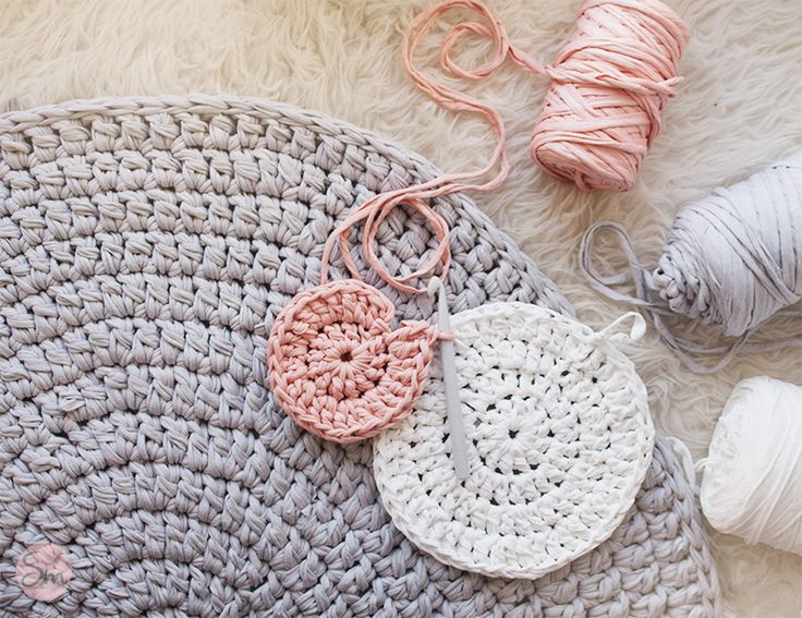 Alfombra de trapillo modelo teo projetos para for Modelos de alfombras