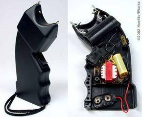 Taser - Arma eletrônica Não-letal de Auto-defesa                                                                                                                                                      Mais