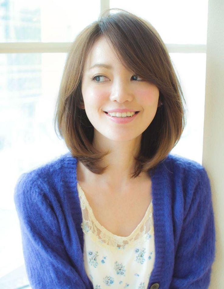 大人女子ボリュームひし形ヘア (SY-223)   ヘアカタログ・髪型・ヘアスタイル AFLOAT(アフロート)表参道・銀座・名古屋の美容室・美容院