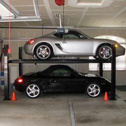 We Find Better Custom Garage Parking Storage Solutions