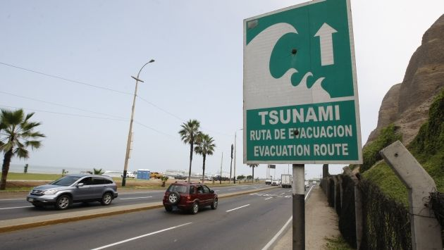 Lima: Municipios se unen para hacer frente a los tsunamis #Peru21